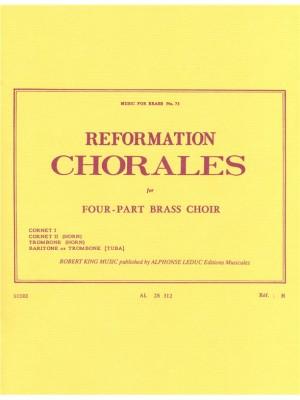 Reformation Chorales