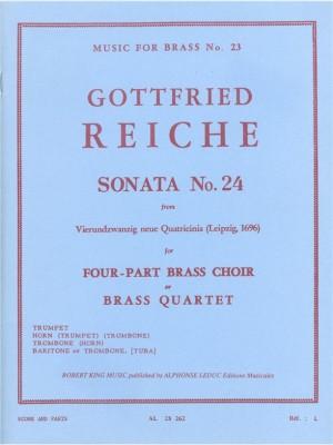 Reiche: Sonata N024