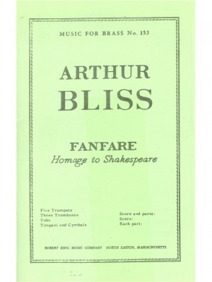 Bliss: Fanfare Homage To Shakespeare
