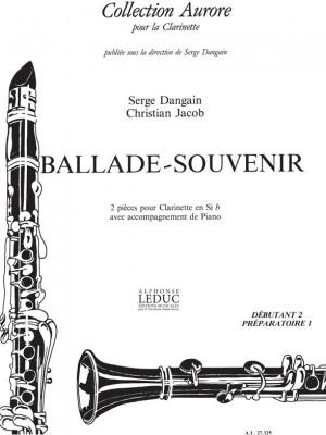 S. Dangain: Ballade/Souvenir