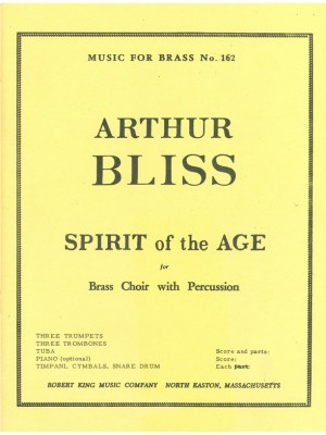 Bliss: Spirit Of The Age