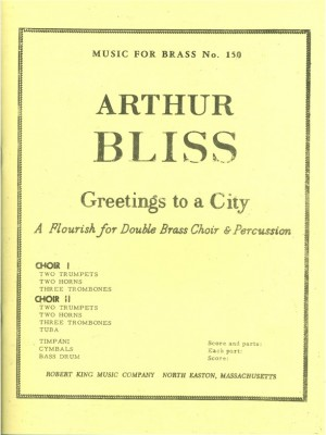 Bliss: Greetings To A City