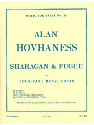 Hovhaness: Sharagan And Fugue