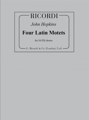 John H. Hopkins: Four Latin Motets