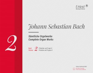 Bach, JS: Complete Organ Works Volume 2