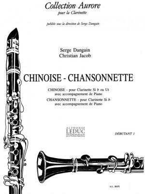 S. Dangain: Chinoise-Chansonnette