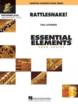 Paul Lavender: Rattlesnake!