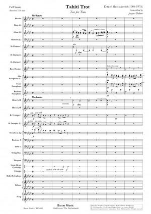 Imslp shostakovich symphony 5