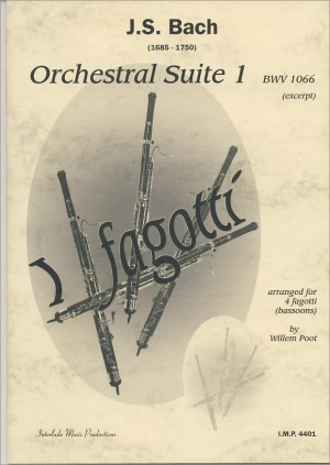 Johann Sebastian Bach: Orchestersuite 1 Bwv1066