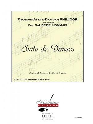 Philidor: Suite De Danses
