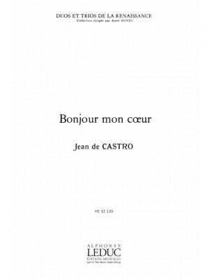 Jean de Castro: Duos Trios Renaissance Pj191