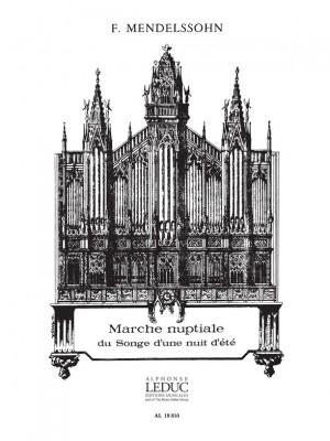 Felix Mendelssohn Bartholdy: Marcia Nuziale