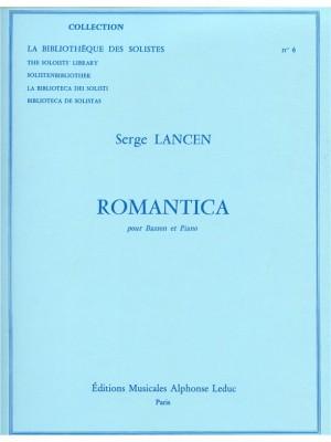 Serge Lancen: Romantica