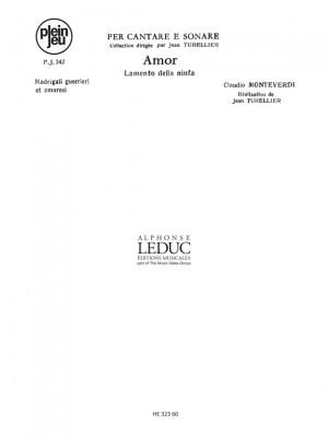 Claudio Monteverdi: Per Cantare e Sonare PJ 342