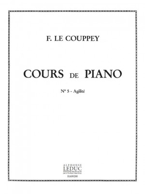 Félix Le Couppey: Cours de Piano 5: L'Agilite 25 Etudes Progressives