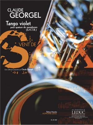 Claude Georgel: Tango Violet
