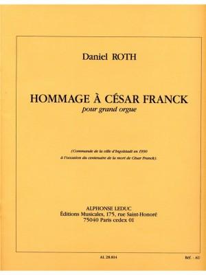 Roth: Hommage A Cesar Franck