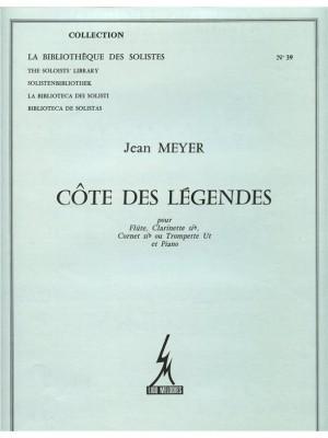 Jean Meyer: Cote Des Legendes Lm039