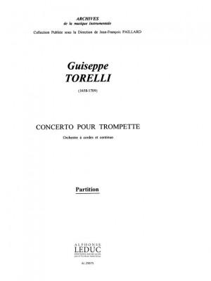 Giuseppe Torelli: Paillard Concerto