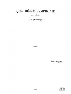 Laszlo Lajtha: Symphonie N04 Op52