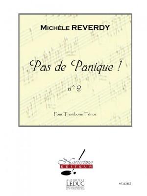 Michèle Reverdy: Pas de Panique! No.2
