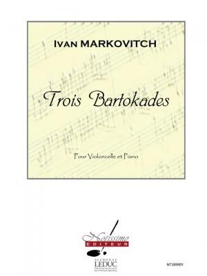 Ivan Markovitch: 3 Bartokades