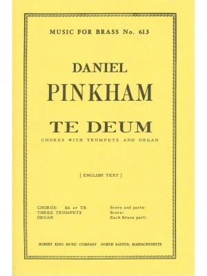 Pinkham: Te Deum