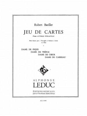 Robert Bariller: Jeux de Cartes 2 Equal Voices & Piano