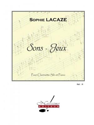 Sophie Lacaze: Sons - Jeux