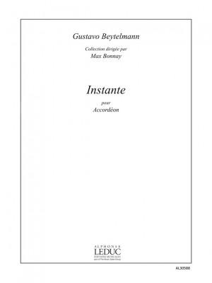 Gustavo Beytelmann: Instante