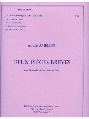 André Ameller: 2 Pieces Breves