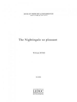 William Byrd: Duos Trios Renaissance Pj464