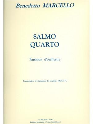 Benedetto Marcello: Salmo Quarto Solo