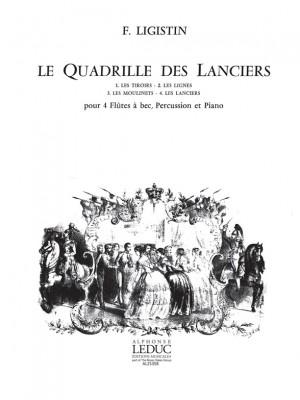 Leduc: Quadrille Des Lanciers