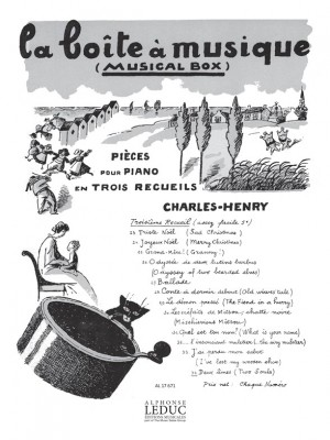 Charles-Henry: A Musique No 34 Deux Anes