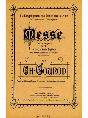 Charles Gounod: Messe No.4 In C