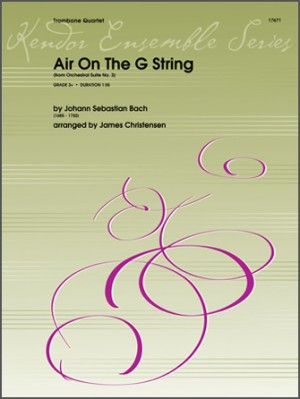 Bach, J S: Air On The G String