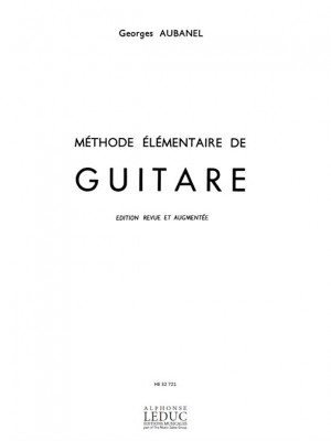 Georges Aubanel: Methode Elementaire