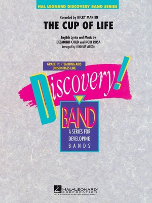 Desmond Child_Robi Rosa: The Cup of Life