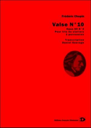 Chopin: Waltz No  10 in B minor, Op  69 No  2 (page 3 of 4) | Presto