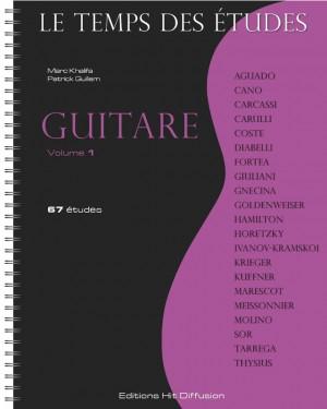 M. Khalifa: Le Temps des Études Guitare Product Image