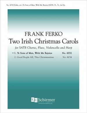 Frank Ferko: Two Irish Christmas Carols
