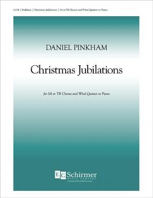 Daniel Pinkham: Christmas Jubilations