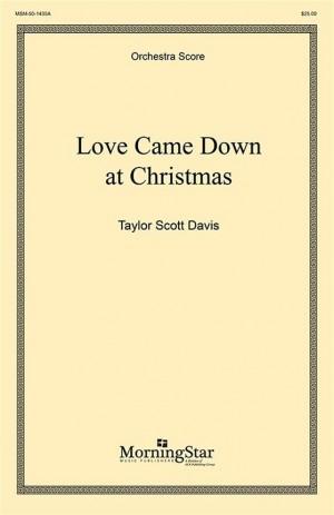 Taylor Davis: Love Came Down at Christmas