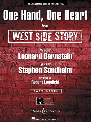 Leonard Bernstein: One Hand, One Heart (from West Side Story)