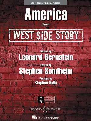 Leonard Bernstein: America (from West Side Story)