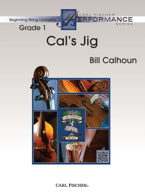 Bill Calhoun: Cal's Jig