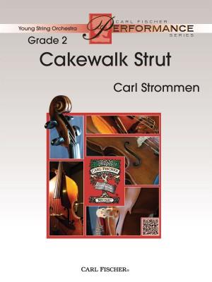 Carl Strommen: Cakewalk Strut