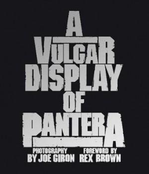 A Vulgar Display of Pantera