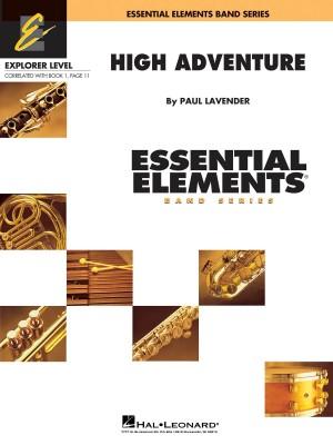 Paul Lavender: High Adventure